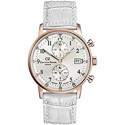 Carl Von Zeyten Chronograph Women's Watch TODTNAU CVZ 0012RSL
