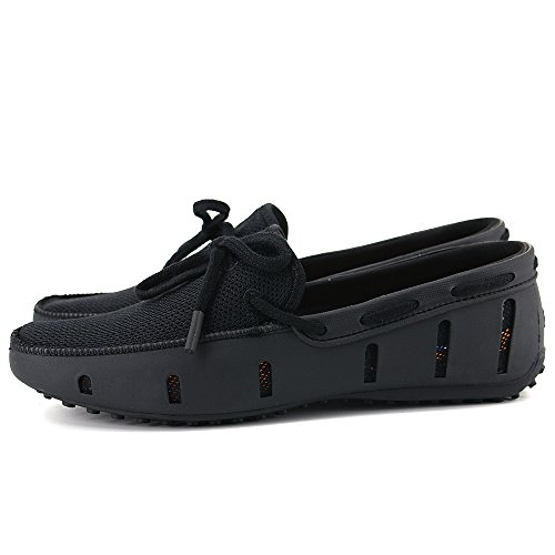 Aleader  Boat, Chaussures aquatiques pour homme Noir - noir