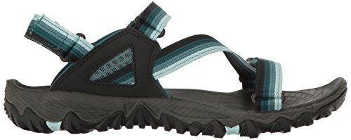 Merrell All Out Blaze Web, Scarpe da Arrampicata Donna Verde (Sea Pine)