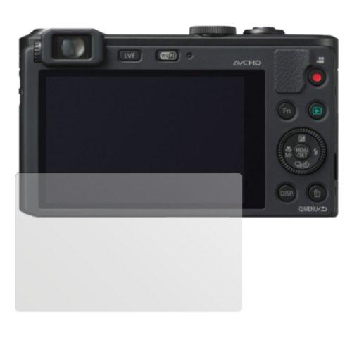 dipos I 6X Schutzfolie matt passend für Panasonic Lumix LF1 Folie Displayschutzfolie