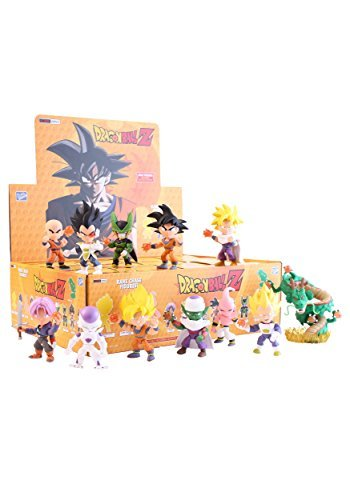 Dragon Ball Z Wave 1 Blind Box Standard