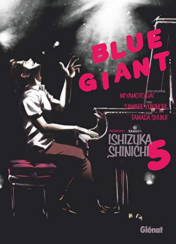 Blue Giant - Tenor saxophone | Miyamoto Dai Edition simple Tome 5