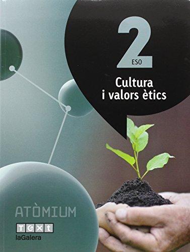 Cultura i valors ètics 2 ESO Atòmium - 9788441223158