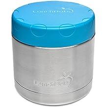 Lunchbots Thermal 453,6gram in acciaio INOX isolanti contenitore per alimenti Aqua 2017