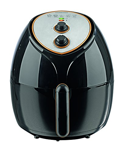 An image of the GOURMETmaxx 02045 Healthy Air Fryer with XXL Frying Basket   5.4 L Capacity   1800 Watts   Deep Fryer