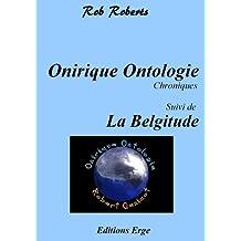 Onirique Ontologie - La Belgitude