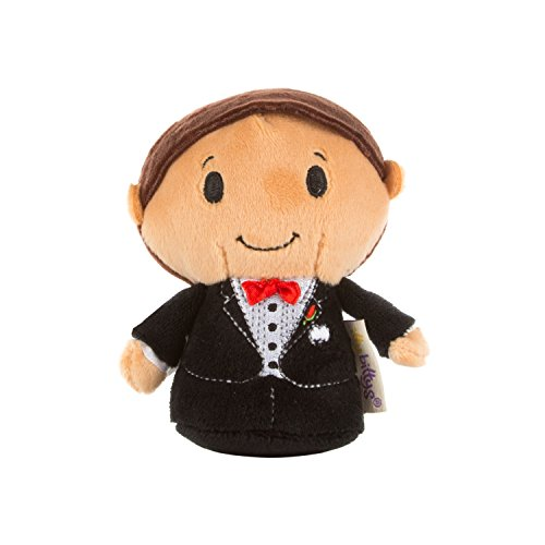 "Hallmark 25476593 ""Groom Itty Bitty"" Plush Toy"