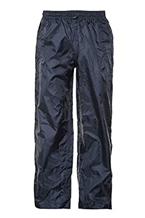 Adults waterproof trousers (sizes XS-4XL) (X Small, navy)