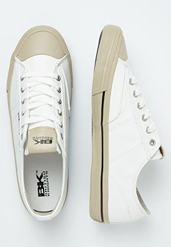 British Knights Chase Uomini Bassa Sneakers Ecru