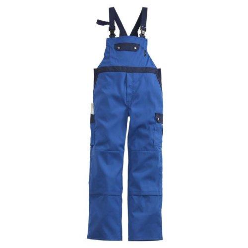 PIONIER WORKWEAR Herren Latzhose Top Comfort Stretch in marineblau (Art.-Nr. 2428) marine/royal,Größe 44