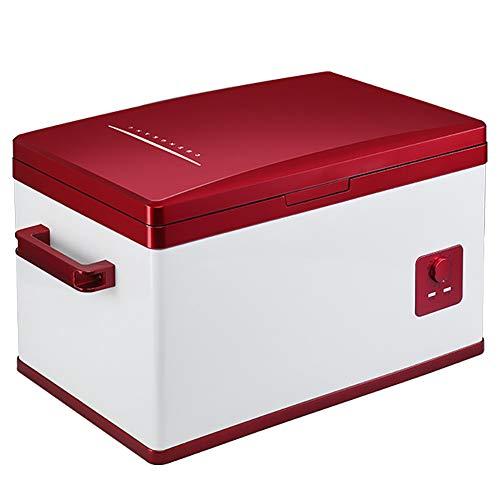 SJZV Coche Refrigerador Compresor Coche Inicio Doble