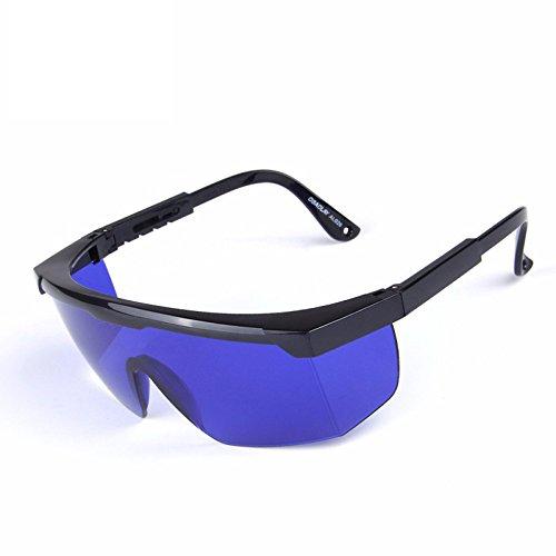 Sunglasses Goggles Anti-Elektro-Schweißen Schleifen Spritzen Anti-Staub-Arbeits-Versicherung Anti-Fog-Brille Männer Reiten Anti-Wind-Schock,Blue
