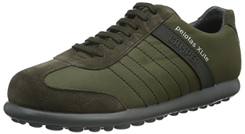 Camper Pelotas, Sneakers uomo, Verde (Green (Dark Green)), 43