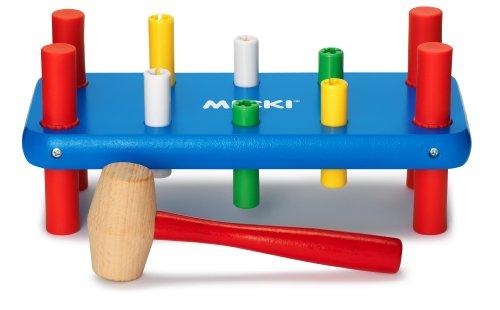 Imagen principal de Micki - Banco con martillo [Importado de Alemania]