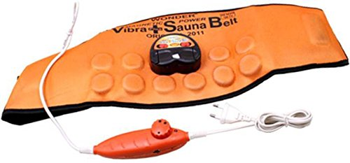 Body Slimmer 3 in 1 Magnetic Vibration plus Belt Massager Vibration Sauna Slim Belt  available at amazon for Rs.1449
