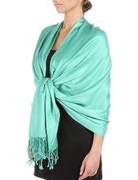 f020772237d Amazon.fr   Pashminas - Echarpes et foulards   Vêtements