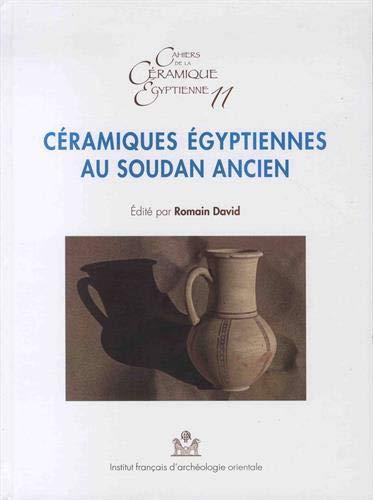 Céramiques égyptiennes au Soudan ancien : Importations, imitations et influences