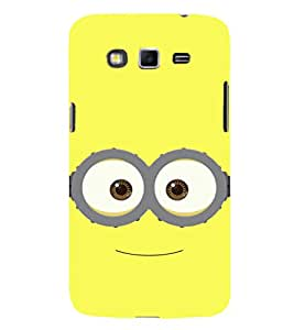 Ebby Premium Printed Mobile Back Case Cover With Full protection For Samsung Galaxy Grand Neo i9060i (Designer Case)