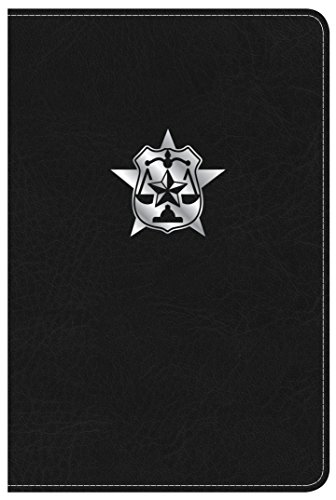 CSB Law Enforcement Officer's Bible Csb-box