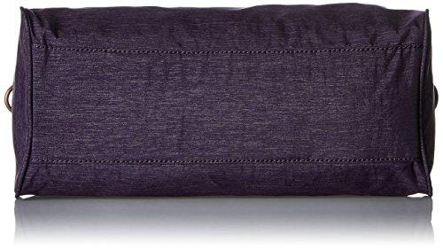 Kipling Damen Sunbeam Henkeltasche, 32 x 24 x 15 cm Violett (Spark Aubergine)