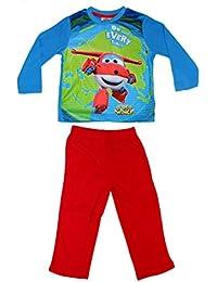 Pyjama long imprimé Jett garçon