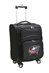 NHL Columbus Blue Jackets Carry-On Spinner