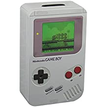 Paladone GIFPAL211 Hucha Game Boy Nintendo, Metal, Multicolor, 15x9x5 cm