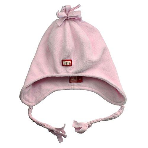 TICKET TO HEAVEN - Mädchen Fleecemütze Mütze ROSINE HOOD in rosa Größe 50...