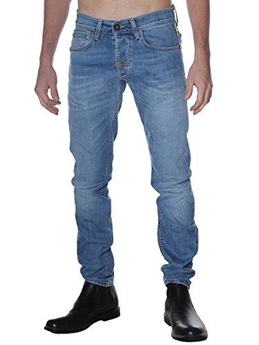 3aca6cf739 Meltin' Pot Jeans MAXI-D0143-UK551-BF17 Made in Italy VAR. Unica, 34  MainApps