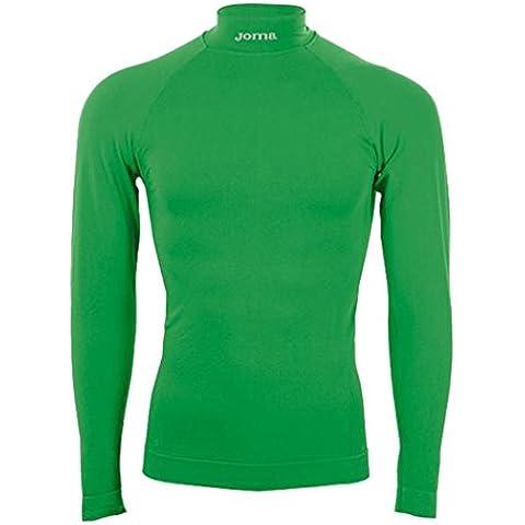 Joma Brama Classic-Maglietta termica maniche lunghe, da