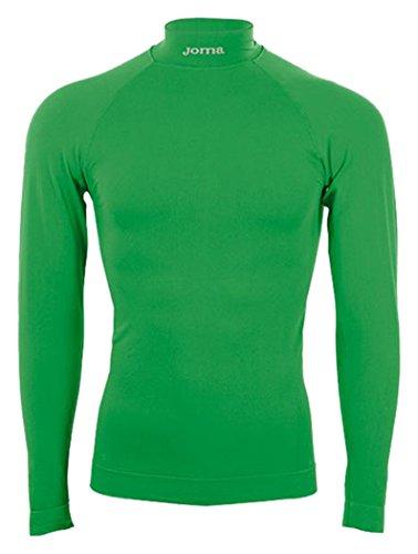 Joma Erwachsene Wärme T-Shirt grün Verde