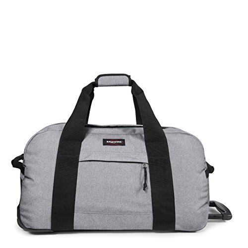 Eastpak Container 65 Wheeled Luggage, 65 cm, 77 L, Grey (Sunday Grey)