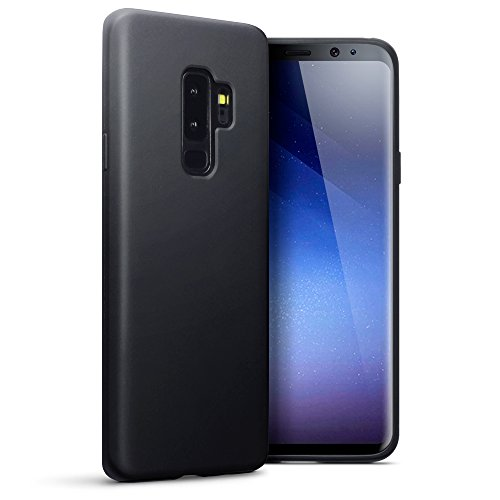 custodia samsung s9 plus nero