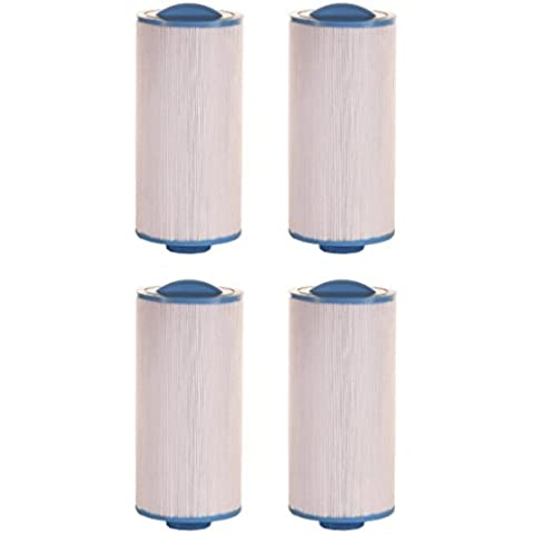 4) Unicel 5CH-402 Del Sol Spas Replacement Filter Cartridges 40 Sq Ft FC-2811 by Unicel