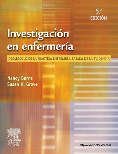 Investigación en enfermería por N. Burns