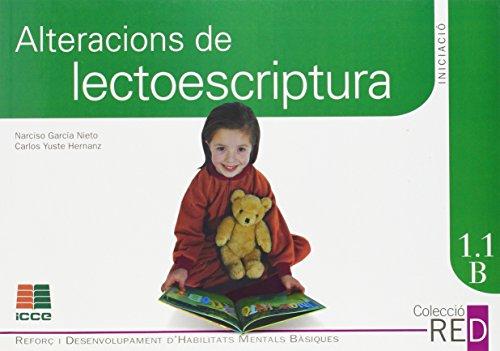 Alteracions de lectoescriptura (Red (catalan))