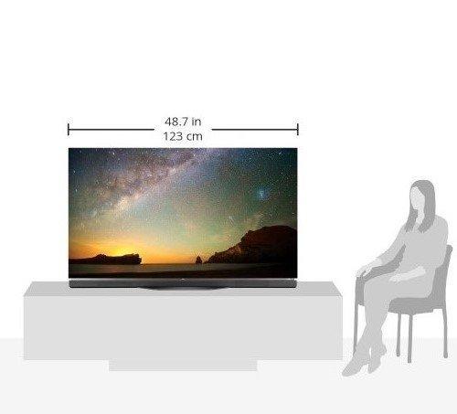 LG OLED55E6D 139 cm (55 Zoll) OLED Fernseher - 8