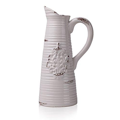 Hannah s Cottage Floreros de cerámica d7c083dc6de3