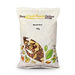 Buy Whole Foods Online Mixed Nuts 1 Kg