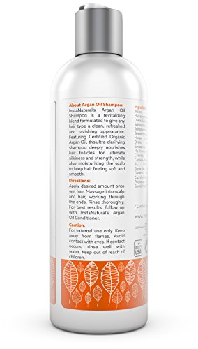 InstaNatural-Argan-Oil-Shampoo-With-100-Certified-Organic-Moroccan-Argan-Oil-Vitamin-B5-Best-Holistic-Treatment-for-Soft-Silky-Hair-Deluxe-Nourishment-for-Dry-Scalp-16-OZ