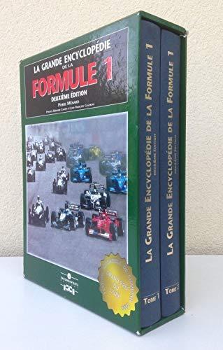 La Grande Encyclopedie De La Formule 1 - Coffret 2 Volumes (2ème édition) par Pierre Ménard