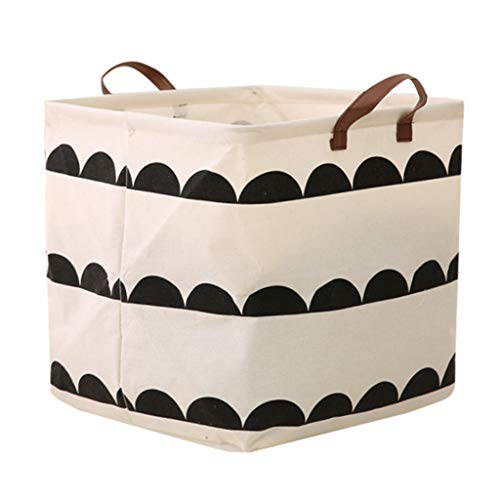 Cinhent Storage Basket Bins with Handle Waterproof