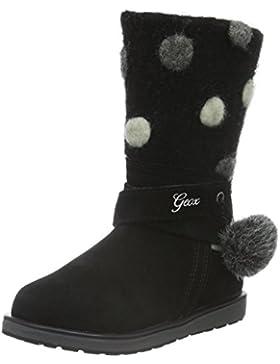 Geox Mädchen Jr Noha A Kurzschaft Stiefel