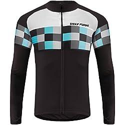 Uglyfrog 2018 Manga Larga Maillot Ciclismo De Hombre Verano Ropa De Triatlón Clothes Primavera Style ESHSJ50