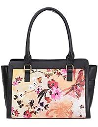 Satya Paul Women's Shoulder Bag (Black)