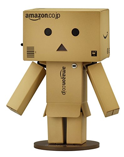 Preisvergleich Produktbild Revoltech Danboard Mini Yotsuba&! Action Figure Amazon.co.jp Box Version(2013 model)
