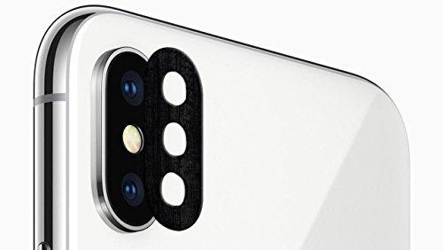 03® Xiaomi Mi Redmi Note 5 PRO CAMERA Coloured 9H Hardness Anti-Scratch,Case Friendy Tempered Glass FOR CAMERA [Edge To Edge Screen Covered - RedMi Note 5 PRO] with free installation kit (CAMERA GUARD)