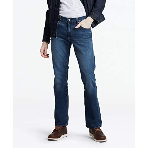 Levi's® 527 Slim Bootcut Jeans - Kiwi Overt Dark Cool, Größe:W32 L32 (Levis Slim Bootcut Jeans Männer)