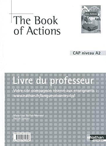The Book of Actions - CAP niveau A2