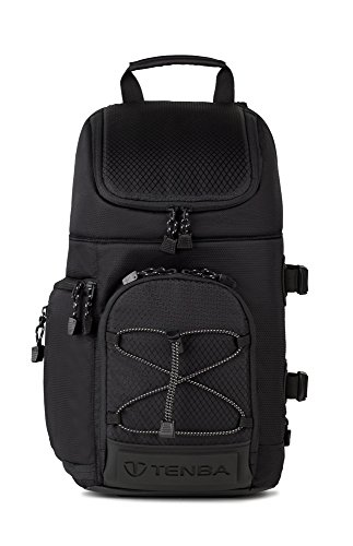 Tenba Shootout Sling Bag LE (Größe: M) Rucksäcke schwarz (Messenger Bag Tenba Large)
